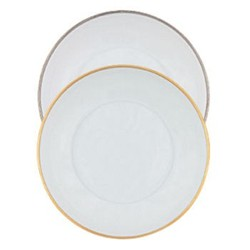Orsay Or Soup plate corolle, 19cm