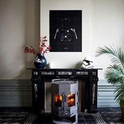 Star Wars - Darth Vader Wall decoration - icon, 80 x 100cm, black