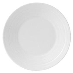Strata Side plate, 18cm, white