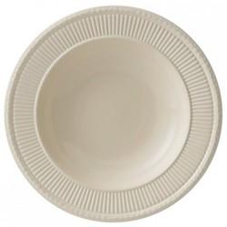 Edme Pasta plate, 25cm, cream
