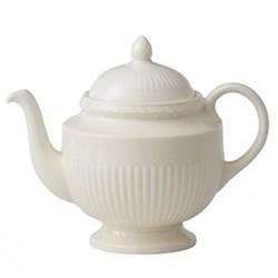 Edme Teapot, 0.8 litre, cream