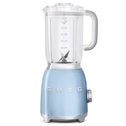50's Retro Blender, pastel blue