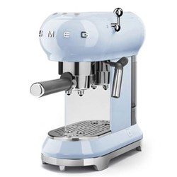 50's Retro Espresso machine, pastel blue