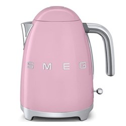50's Retro Kettle, 1.7 litres, pink