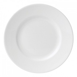 White China Side plate, 15cm