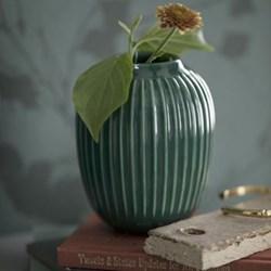 Hammershoi Vase, H21 x W16.5cm, green