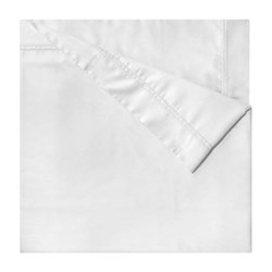 Triomphe Single duvet cover, 140 x 200cm, blanc