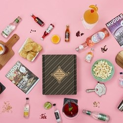 Cocktail recipe kit subscription, 12 months