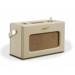 Revival RD70 DAB digital radio, H16 x W25.2 x D10.4cm, pastel cream