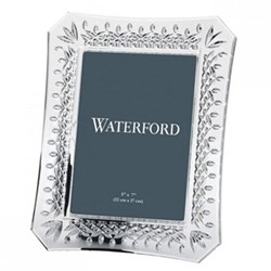 "Lismore Photograph frame, 5 x 7"", glass"