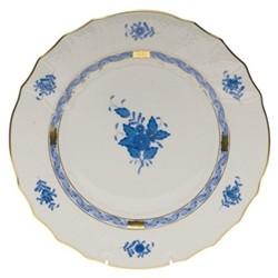 Apponyi Dinner plate, 28.5 x 2.5cm, blue