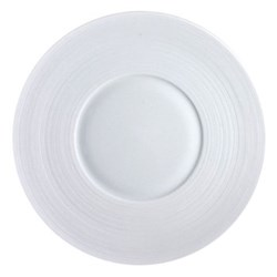 Hemisphere Dessert plate, 21cm, white