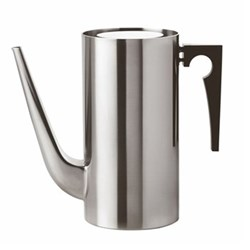 Cylinda-Line by Arne Jacobsen Coffee pot, 1.5 litre, satin stainless steel