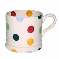 Polka Dot Baby mug, 14.2cl