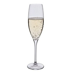 Wine Master Pair of Champagne flutes, H23.5cm - 20cl, clear