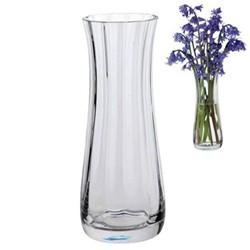 Florabundance Bluebell vase, H18.5cm, clear
