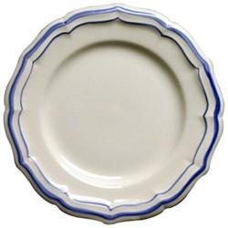 Filet Bleu Canape/side plate, 16.5cm