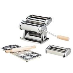 Pasta making set, stainless steel