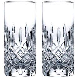 Highclere Pair of highballs, 32cl, crystal