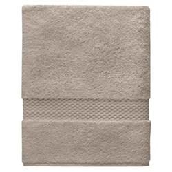 Etoile Bath sheet, 92 x 160cm, pierre