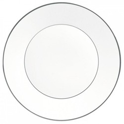 Platinum Dinner plate, 27cm