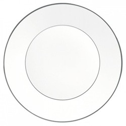 Platinum Dessert plate, 23cm