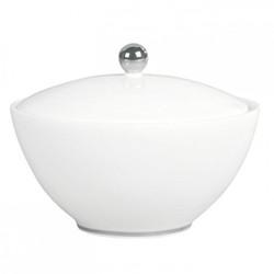 Platinum Covered sugar bowl