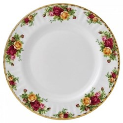 Old Country Roses Dinner plate, 27cm