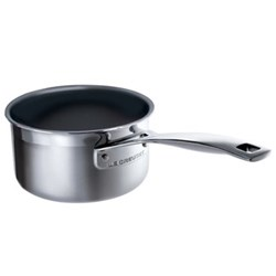 3 Ply Stainless Steel - Non-Stick Milk pan, 14cm - 1.3 litre