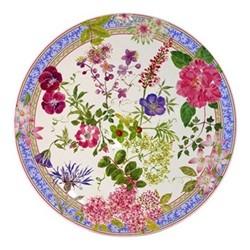 Millefleurs Cake platter, 30cm