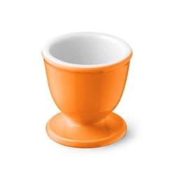 Solid Colour Egg cup, orange