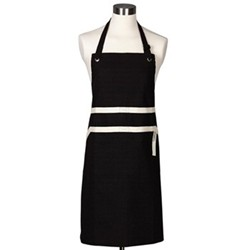 Textiles Chef's apron, black