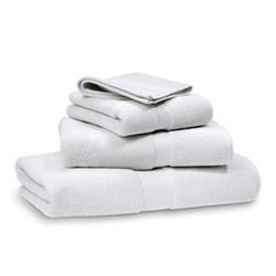 Avenue Bath towel, 70 x 140cm, white