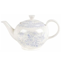 Asiatic Pheasants Teapot small, 3-4 cups, blue