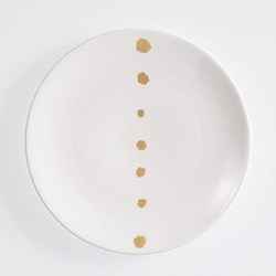 Golden Pearls - Pure Side plate, 16cm, fine bone china