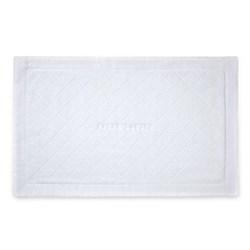 Avenue Bath mat, 50 x 80cm, white