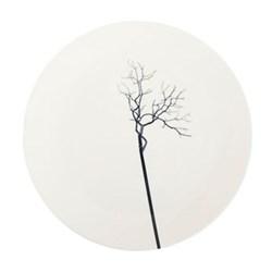 Black Forest - Pure Plate, 28cm, fine bone china
