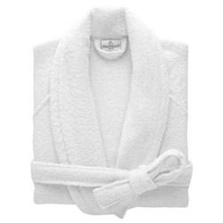 Etoile Bath robe, small, blanc
