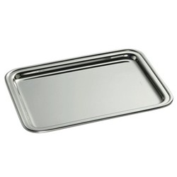 Buis Small tray, 19 x 15cm, silver plate