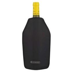 Wine cooler sleeve, black
