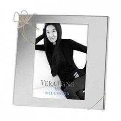Vera Wang - Love Knots Photograph frame, 12.5 x 18cm