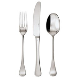 Queen Ann Dessert spoon, stainless steel