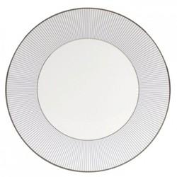 Pin Stripe Dinner plate, 28cm