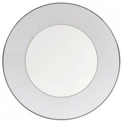 Pin Stripe Dessert plate, 23cm
