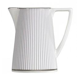 Pin Stripe Cream jug
