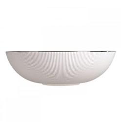 Pin Stripe Serving bowl, 30cm