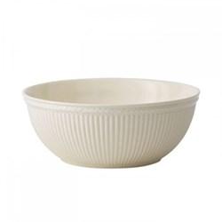 Edme Salad bowl, 21cm, cream