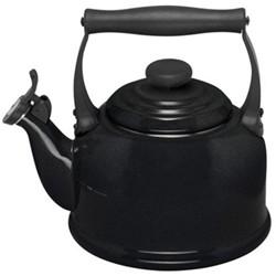 Traditional Kettle, 2.1 litre, satin black