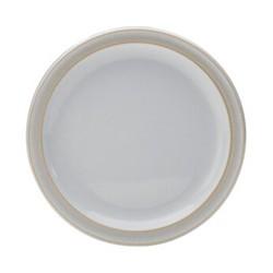 Linen Tea plate, 17.5cm