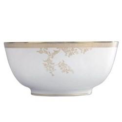 Vera Wang - Lace Gold Salad bowl, 25cm